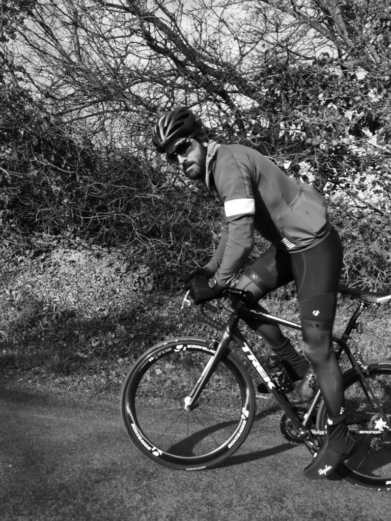 Effort à vélo