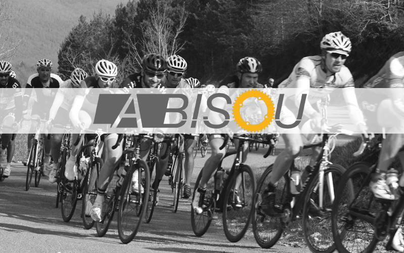 Course cyclosportive La Bisou
