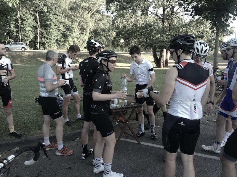 Sortie cycliste Pédaleur à Lyon
