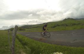 Cyclisme en montagne dans le Cézallier