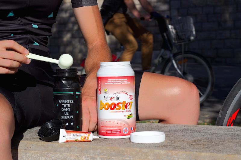 Nutrition pour cyclistes - box Pédaleur
