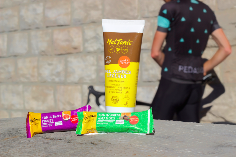 Nutrition et soin cycliste