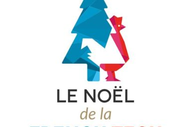 Logo Noël de la French Tech
