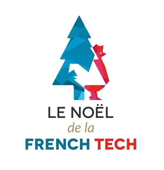 Logo Noël de la French Tech