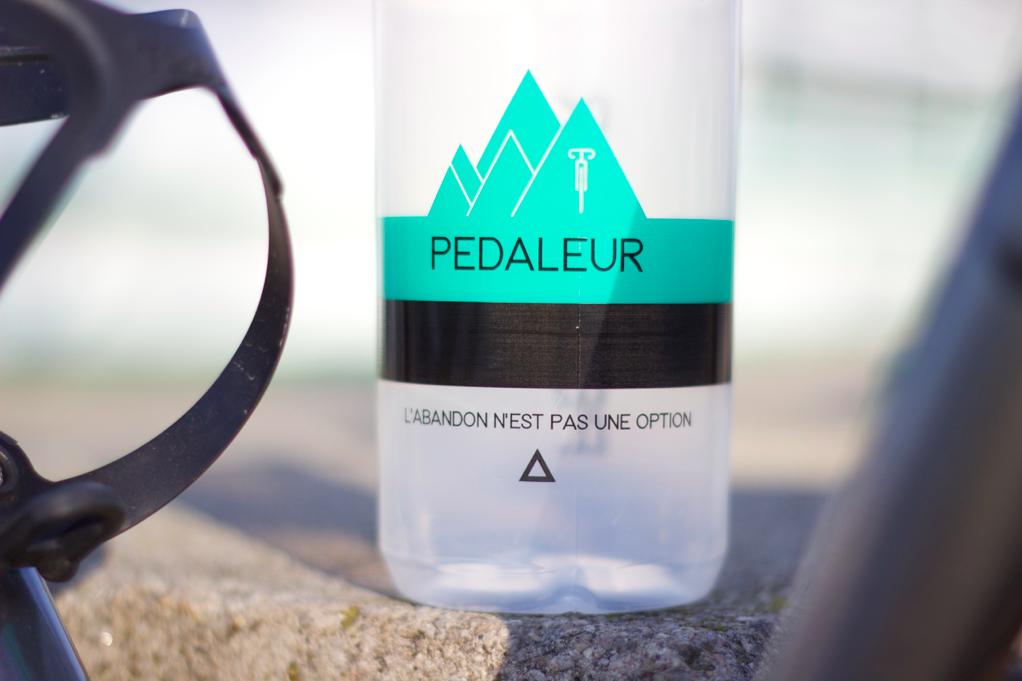 Bidon pédaleur collection 2017
