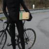 photo box cycliste