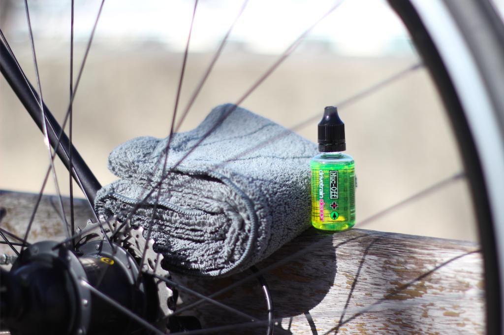 serviette microfibres cyclisme