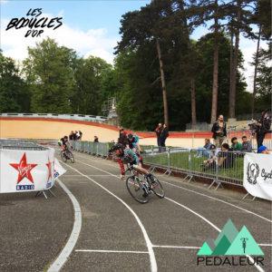 Les Boucles d'Or - évènement cycliste lyonnais