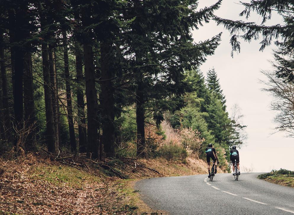 Revenir après une chute vélo