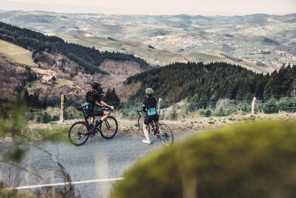 Reprendre le cyclisme après chute