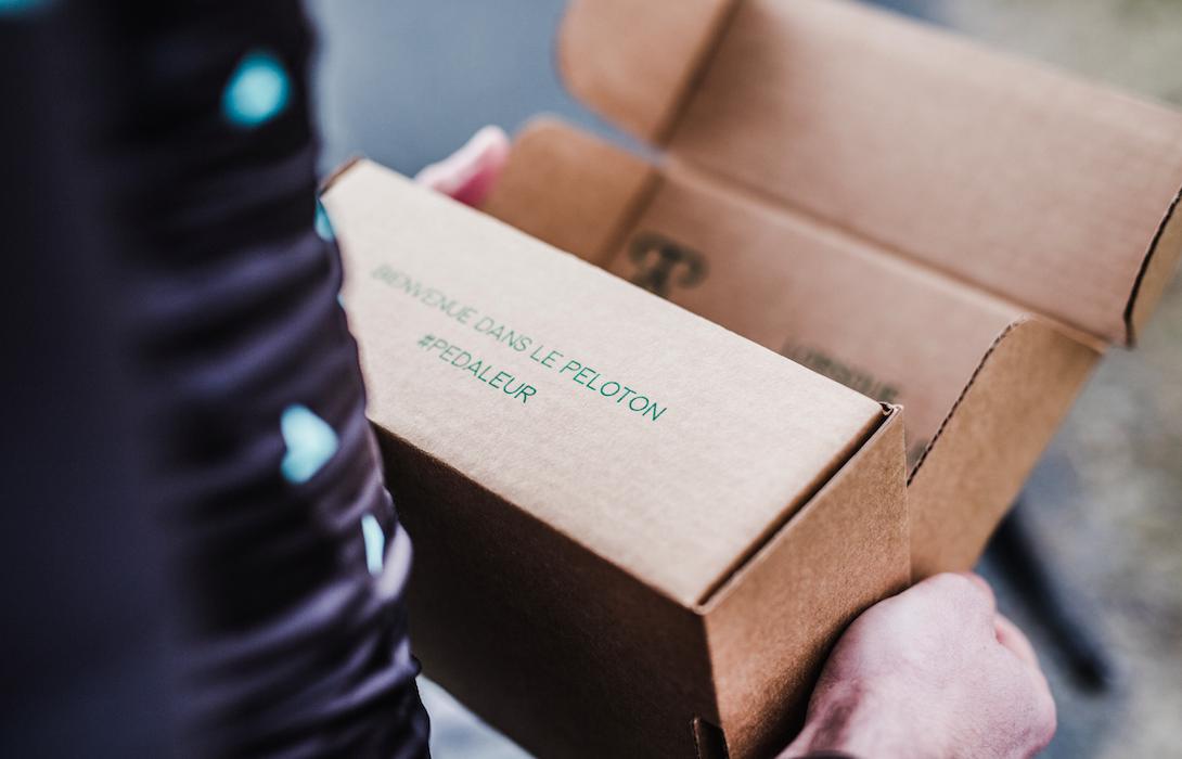 box pour cyclistes