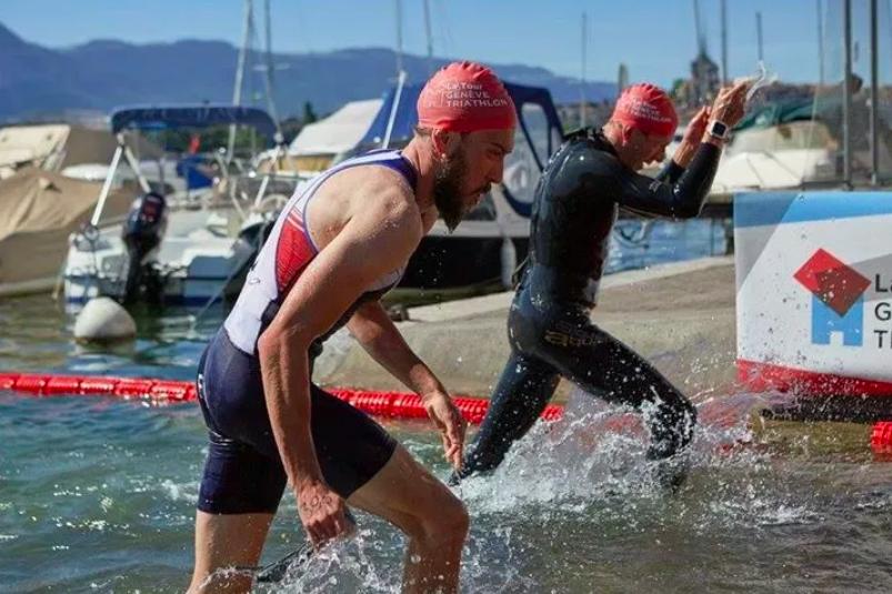 comment passer de la natation au vélo