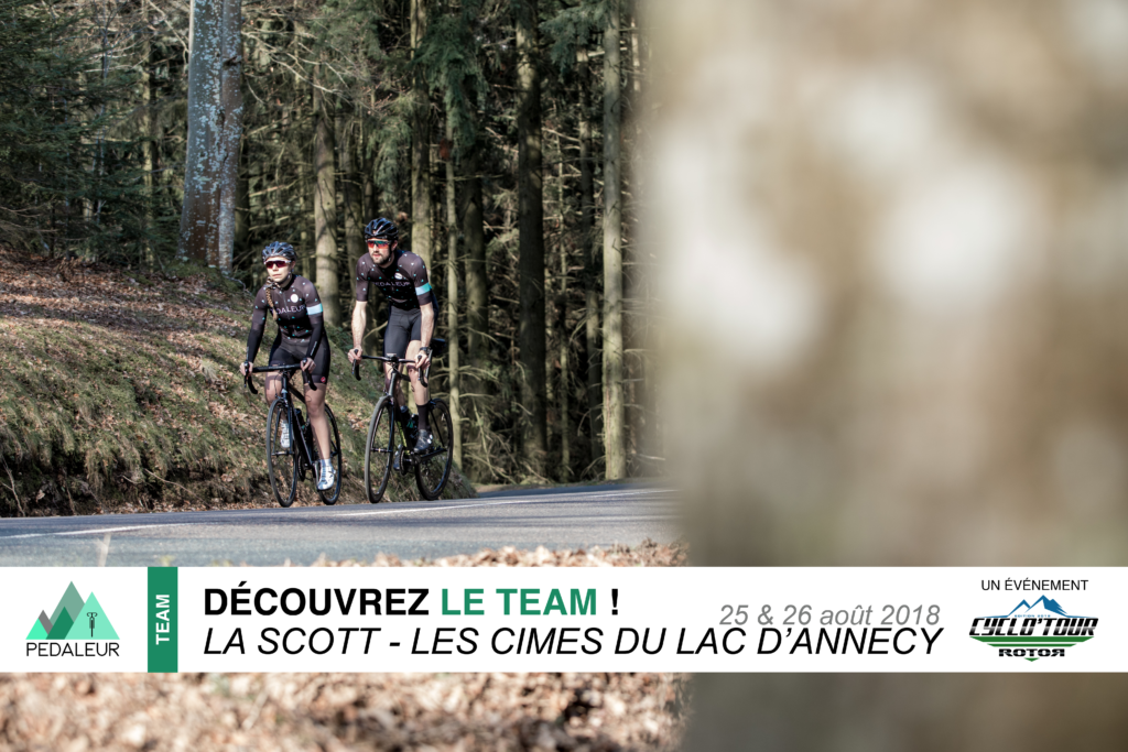 equipe velo cyclosportive Scott Cimes Annecy