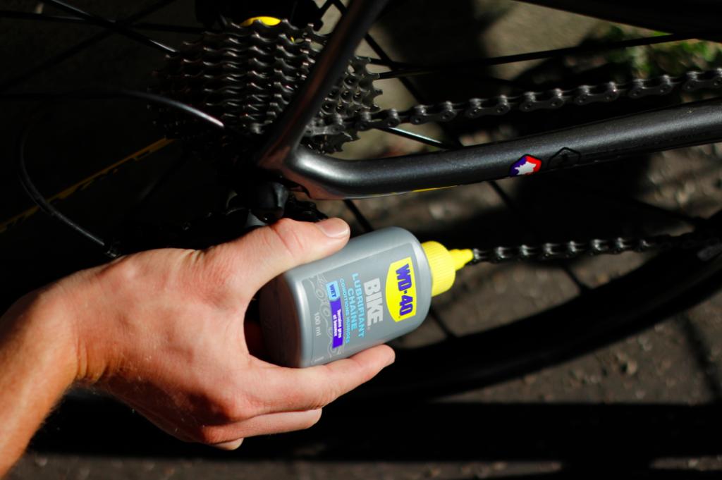 lubrifiant cyclisme