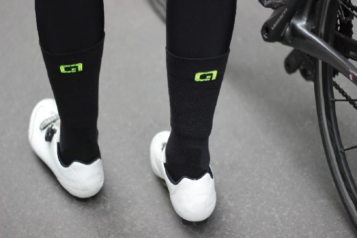 Accessoires textiles hiver cyclisme