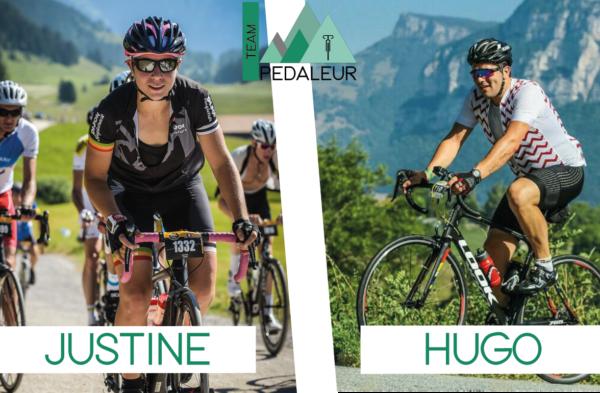 team pedaleur présentation