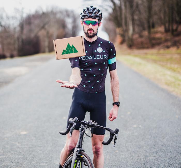 Box pedaleur pour les cyclistes