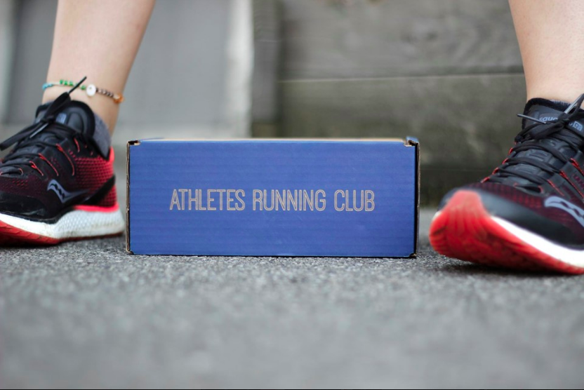 Box par abonnement Athletes Running Club
