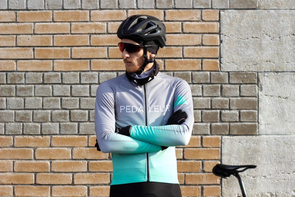 Tenue cycliste Hiver