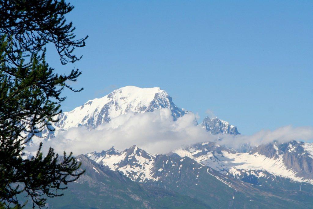 Cyclosportive Le tour du Mont Blanc