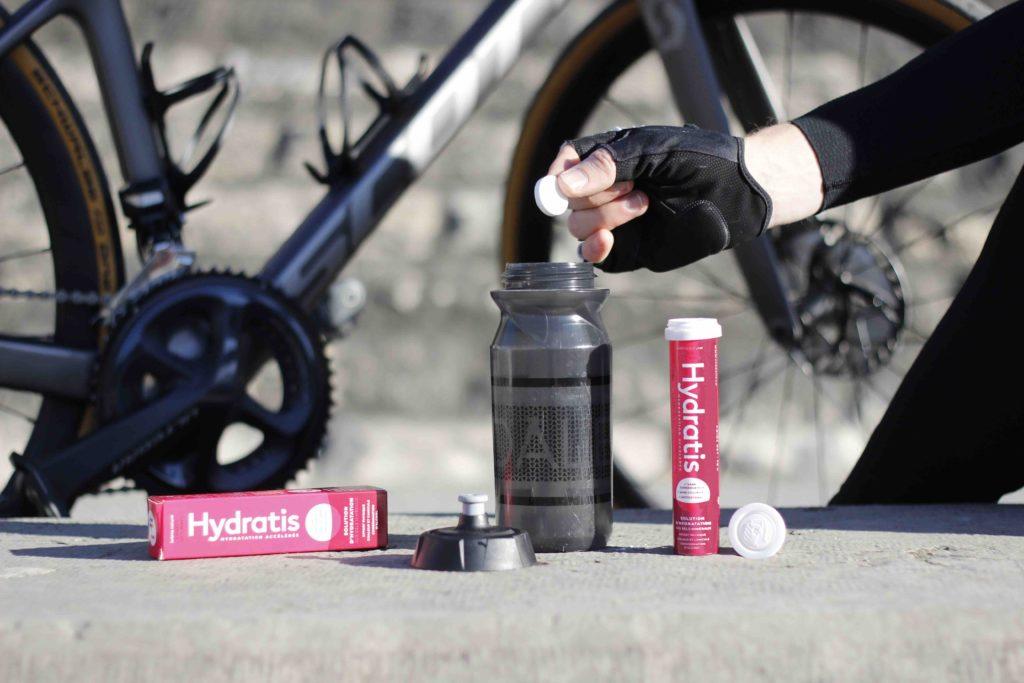 Hydratis - la solution qui favorise l'hydratation de votre corps