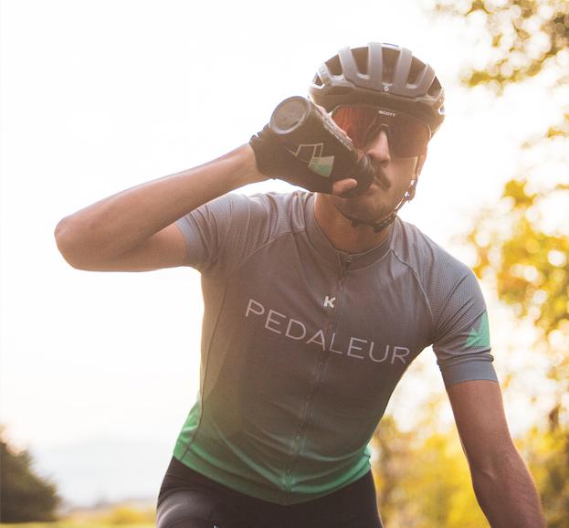 Poudres énergétiques cyclisme