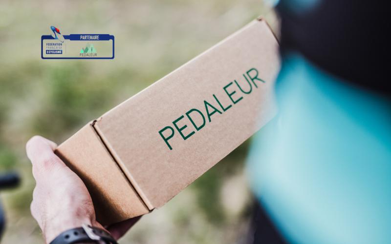 La box Pédaleur et la Fédération Française de Cyclisme s'associent