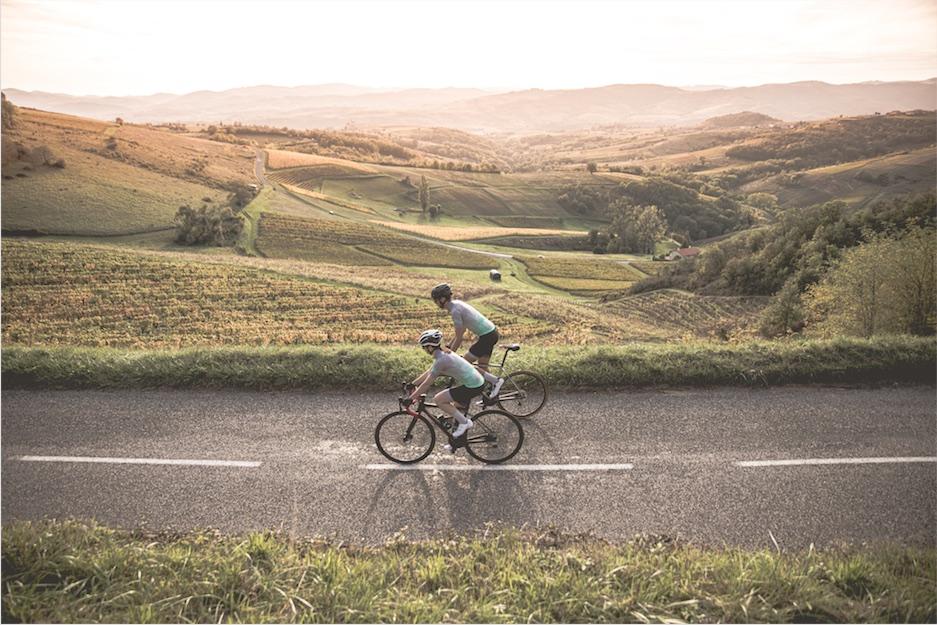 Sortie à Vélo Automnal dans le Beaujolais
