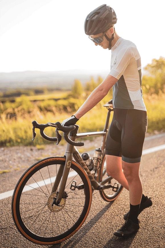 velo de cyclisme sur route