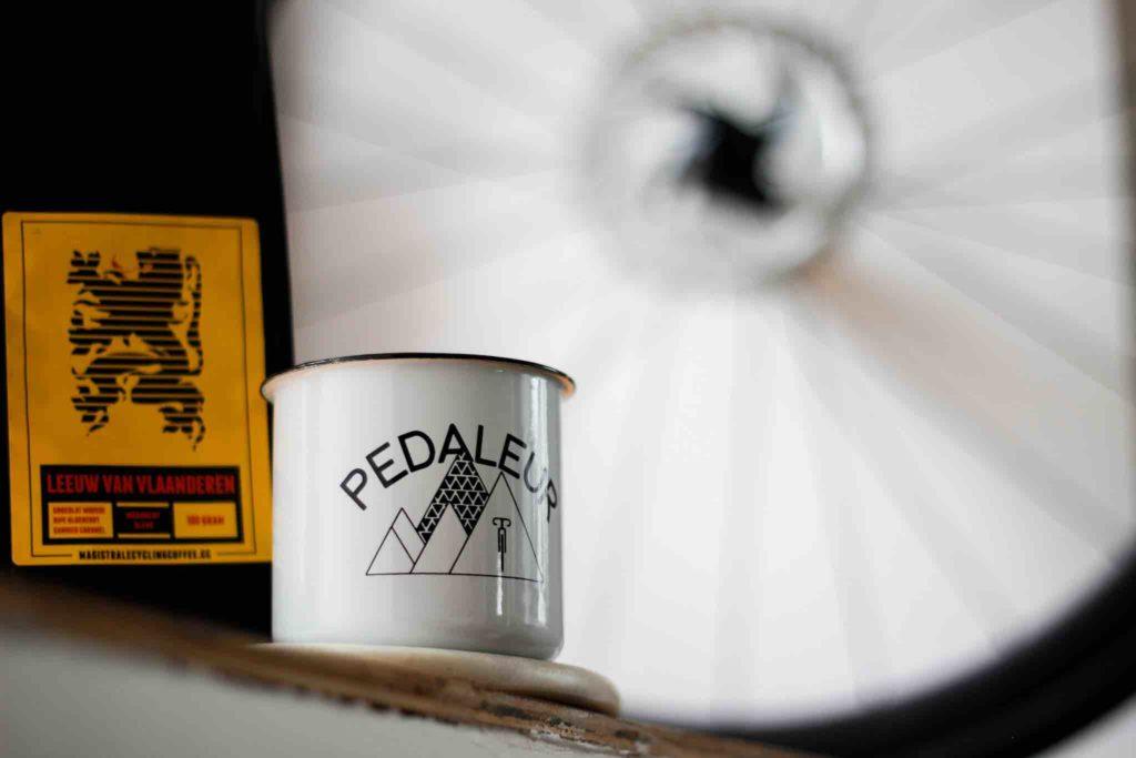 mug pédaleur est café pour cyclistes