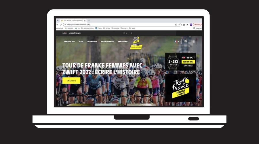 Nouveau Tour de France Femmes 2022